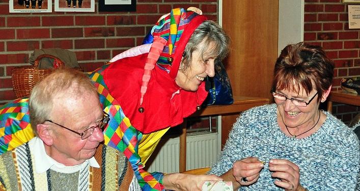 Märchenstunde erfreut das Publikum im Advent